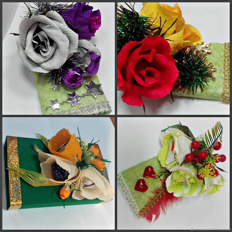 Chocolate Flower Bouquet Tutorial Images - Flower Wallpaper HD