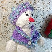 Куклы и игрушки ручной работы. Ярмарка Мастеров - ручная работа Снежная Баба. Handmade.