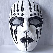 Костюмы ручной работы. Ярмарка Мастеров - ручная работа Маска Джои Джордисона (Joey Jordison Slipknot mask). Handmade.