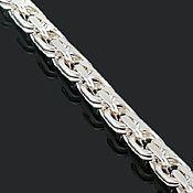 Украшения ручной работы. Ярмарка Мастеров - ручная работа цепь плетение Бисмарк (цена указана за грамм). Handmade.