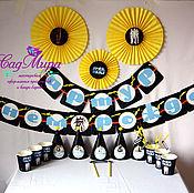 Подарки к праздникам ручной работы. Ярмарка Мастеров - ручная работа оформление дня рождения в стиле Звездные Войны. Handmade.