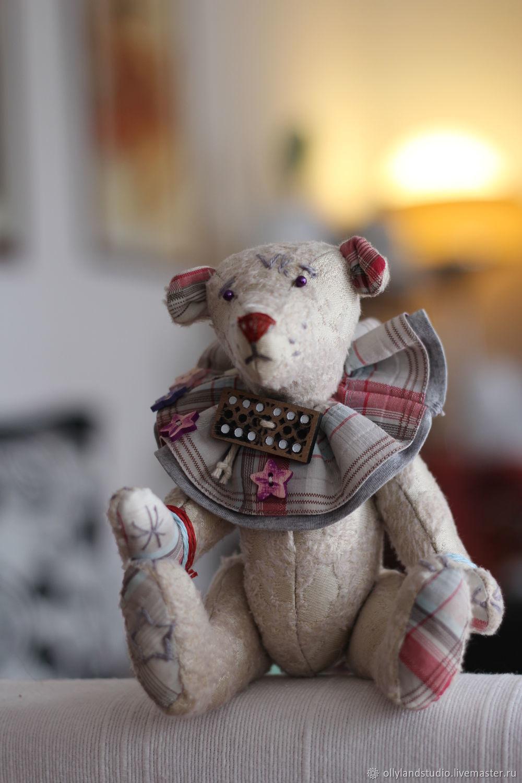 My Teddy. One of the millions, Teddy Bears, Belgrade,  Фото №1