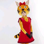 Одежда ручной работы. Ярмарка Мастеров - ручная работа Костюм три кота Карамелька. Handmade.