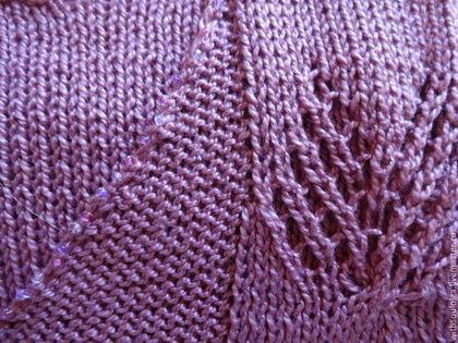 Топы ручной работы. Ярмарка Мастеров - ручная работа Топ женский (ручная вязка,вышивка бисером). Handmade.