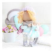 """Куклы и игрушки ручной работы. Ярмарка Мастеров - ручная работа Кукла интерьерная """"Sweet lamb"""". Handmade."""
