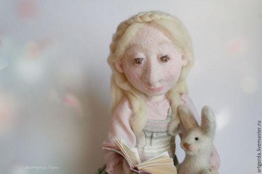 """Коллекционные куклы ручной работы. Ярмарка Мастеров - ручная работа. Купить Кукла """"Весенняя сказка"""". Handmade. Авторская кукла, сказка"""