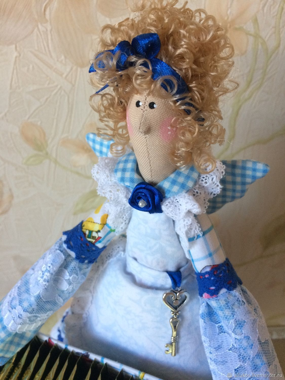 Copy of Fairy Tea, Tilda, Omsk, Фото №1