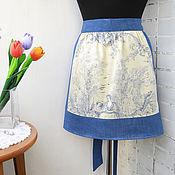 Для дома и интерьера handmade. Livemaster - original item The apron In the Park. Handmade.