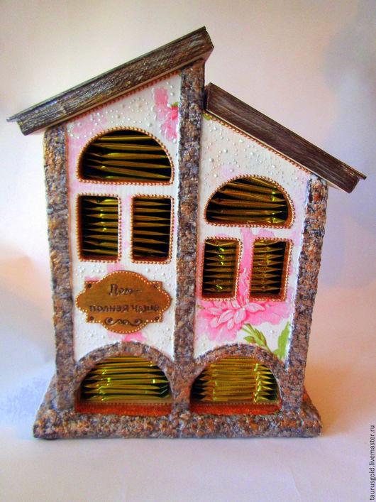 """Кухня ручной работы. Ярмарка Мастеров - ручная работа. Купить Чайный домик """"Полная чаша"""". Handmade. Чайный домик"""