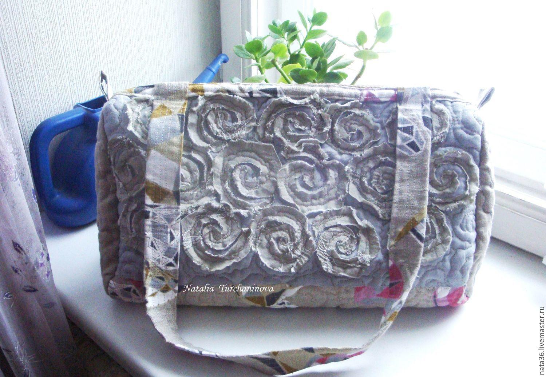 bag boho 'nostalgic rose', Classic Bag, Yaroslavl,  Фото №1