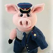 Куклы и игрушки handmade. Livemaster - original item Chubby Major penitentiary. Handmade.