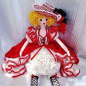 Куклы и игрушки ручной работы. Ярмарка Мастеров - ручная работа Кукла Карамболина. Handmade.