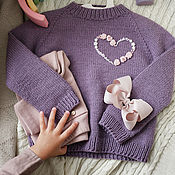 Джемперы ручной работы. Ярмарка Мастеров - ручная работа Джемперы: с вышивкой. Handmade.