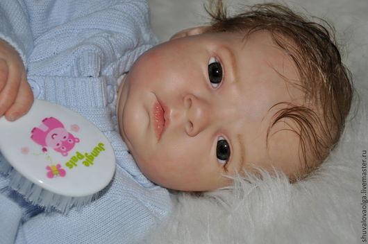 Куклы-младенцы и reborn ручной работы. Ярмарка Мастеров - ручная работа. Купить Кукла реборн Герман. Handmade. Ольга шувалова