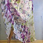 Одежда handmade. Livemaster - original item The floor-length skirt from marlewski 3. Handmade.
