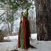 Куклы и игрушки ручной работы. Ярмарка Мастеров - ручная работа Сосна авторская кукла. Handmade.