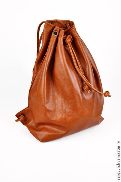 Рюкзаки ручной работы. Ярмарка Мастеров - ручная работа. Купить Рюкзак RuckSack. Handmade. Авторская сумка, мужской рюкзак