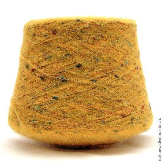 Вязание ручной работы. Ярмарка Мастеров - ручная работа. Купить Пряжа  40% мохер, 30% нейлон, 30% акрил. Италия. Handmade.