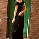 Этническая одежда ручной работы. Эльфийское платье с ручной росписью. Elven Forest. Ярмарка Мастеров. Эльфийское платье, хлопок 100%