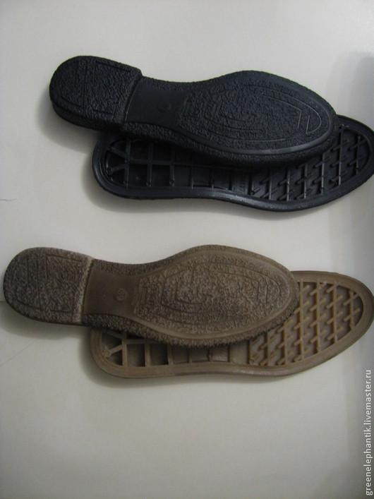 Подошва Viva для легкой обуви- тапочек, кед, демисезонных туфель и ботиночек Размер 36-40 4 цветовых исполнения