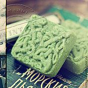 Косметика ручной работы handmade. Livemaster - original item Solid shampoo for men