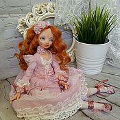 Куклы и пупсы ручной работы. Ярмарка Мастеров - ручная работа Авторская интересная кукла. Handmade.