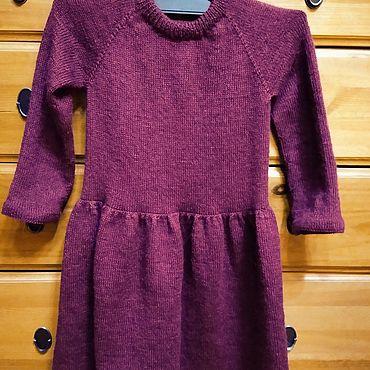 Одежда ручной работы. Ярмарка Мастеров - ручная работа Платья: Karla`s dress. Handmade.