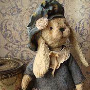 Куклы и игрушки handmade. Livemaster - original item bunny teddy. Handmade.