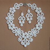 Свадебный салон handmade. Livemaster - original item Magic lace. Handmade.
