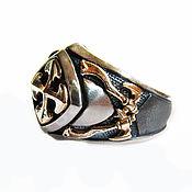 Украшения handmade. Livemaster - original item Men`s silver ring