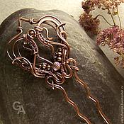 Украшения handmade. Livemaster - original item Hairpin hair. Handmade.