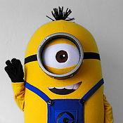 Дизайн и реклама handmade. Livemaster - original item Minion-boy. Mascot. Handmade.