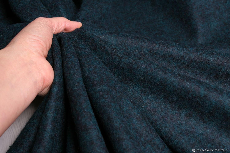 Пальтовая ткань с альпакой Valentino, Ar-S1032, Ткани, Новосибирск,  Фото №1
