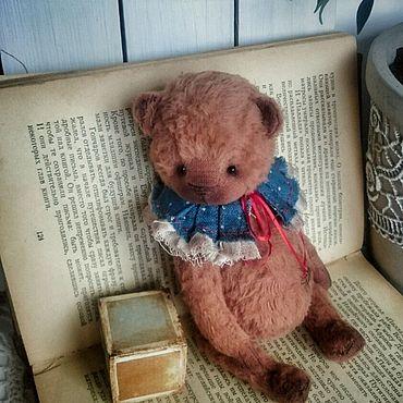 Куклы и игрушки ручной работы. Ярмарка Мастеров - ручная работа Тедди рыжик. Handmade.