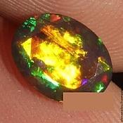 Материалы для творчества handmade. Livemaster - original item Ethiopian Black Opal (Sold, Irina). Handmade.