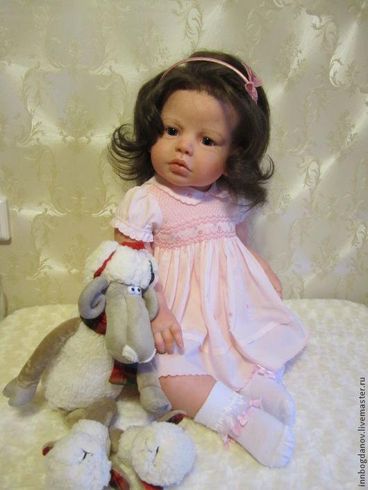 Куклы-младенцы и reborn ручной работы. Ярмарка Мастеров - ручная работа. Купить Кукла реборн Елена-2. Handmade.
