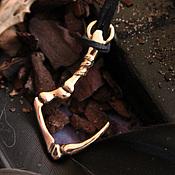 """Подвеска ручной работы. Ярмарка Мастеров - ручная работа Подвеска """"Hook"""". Handmade."""