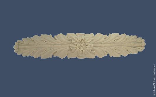Мебельный накладной резной декор из пластика, полимерных материалов и полиуретана, элементы декора и орнаменты для мебели, дверей, дверных и каминных порталов, декоративные элементы и накладки из пластика, резной и лепной декор