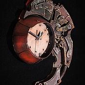 Для дома и интерьера ручной работы. Ярмарка Мастеров - ручная работа часы Анахрон. Handmade.