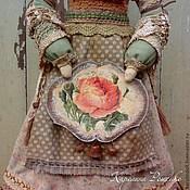Куклы и игрушки ручной работы. Ярмарка Мастеров - ручная работа Роза Кантри. Handmade.