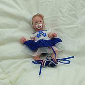 Куклы Reborn ручной работы. Ярмарка Мастеров - ручная работа Полностью силиконовая мини девочка 19 см. Handmade.
