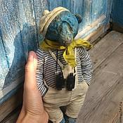 Куклы и игрушки ручной работы. Ярмарка Мастеров - ручная работа Капитан Чайка. Handmade.