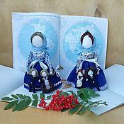 Куклы и игрушки handmade. Livemaster - original item Vetochka a teacher with students. Handmade.