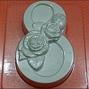 """Формы ручной работы. Ярмарка Мастеров - ручная работа Форма """"8 Марта розы"""". Handmade."""