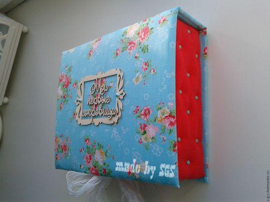 Подарки для новорожденных, ручной работы. Ярмарка Мастеров - ручная работа. Купить Мамины сокровища для девочки. Handmade. Комбинированный, мамина сокровищница