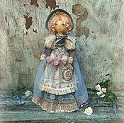 Куклы и игрушки ручной работы. Ярмарка Мастеров - ручная работа Ангел с тремя сердцами.... Handmade.
