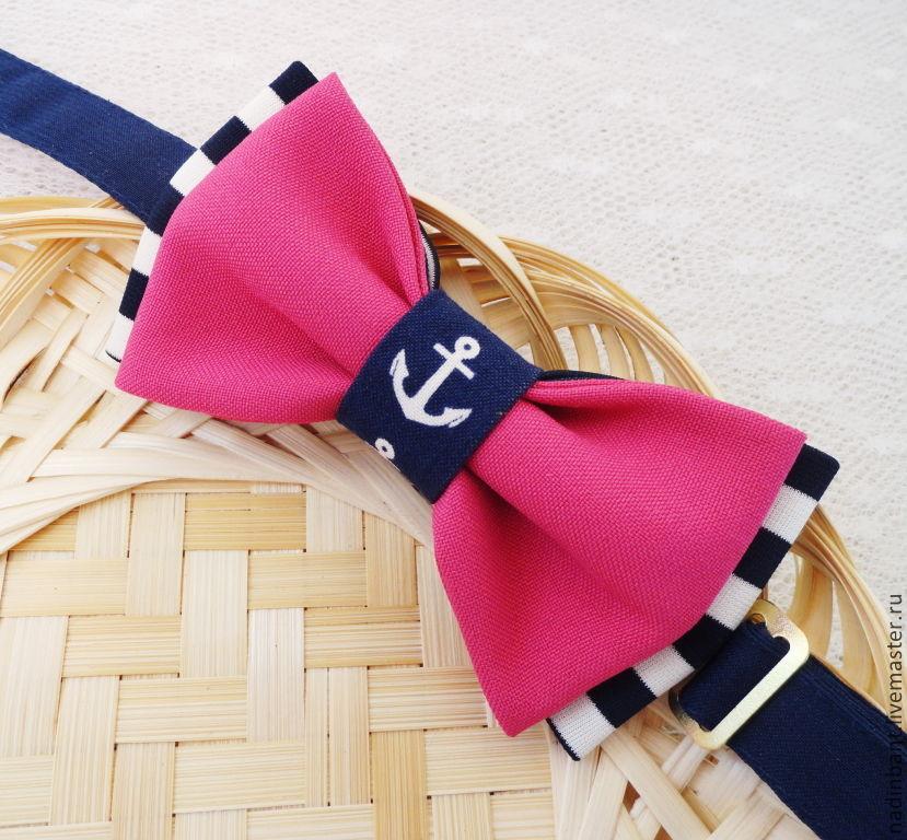 Tie the 'Jolly sailor', Ties, St. Petersburg,  Фото №1