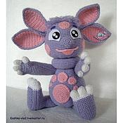 Куклы и игрушки ручной работы. Ярмарка Мастеров - ручная работа Лунтик. Handmade.