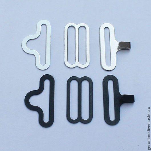 Шитье ручной работы. Ярмарка Мастеров - ручная работа. Купить Застежки для галстуков, бабочек. Handmade. Черный, галстук бабочка