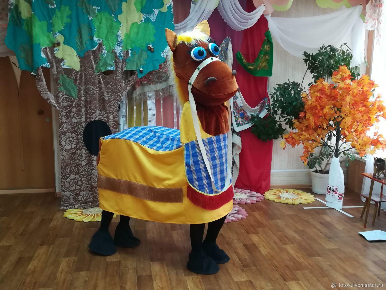 костюм лошади для аниматоров